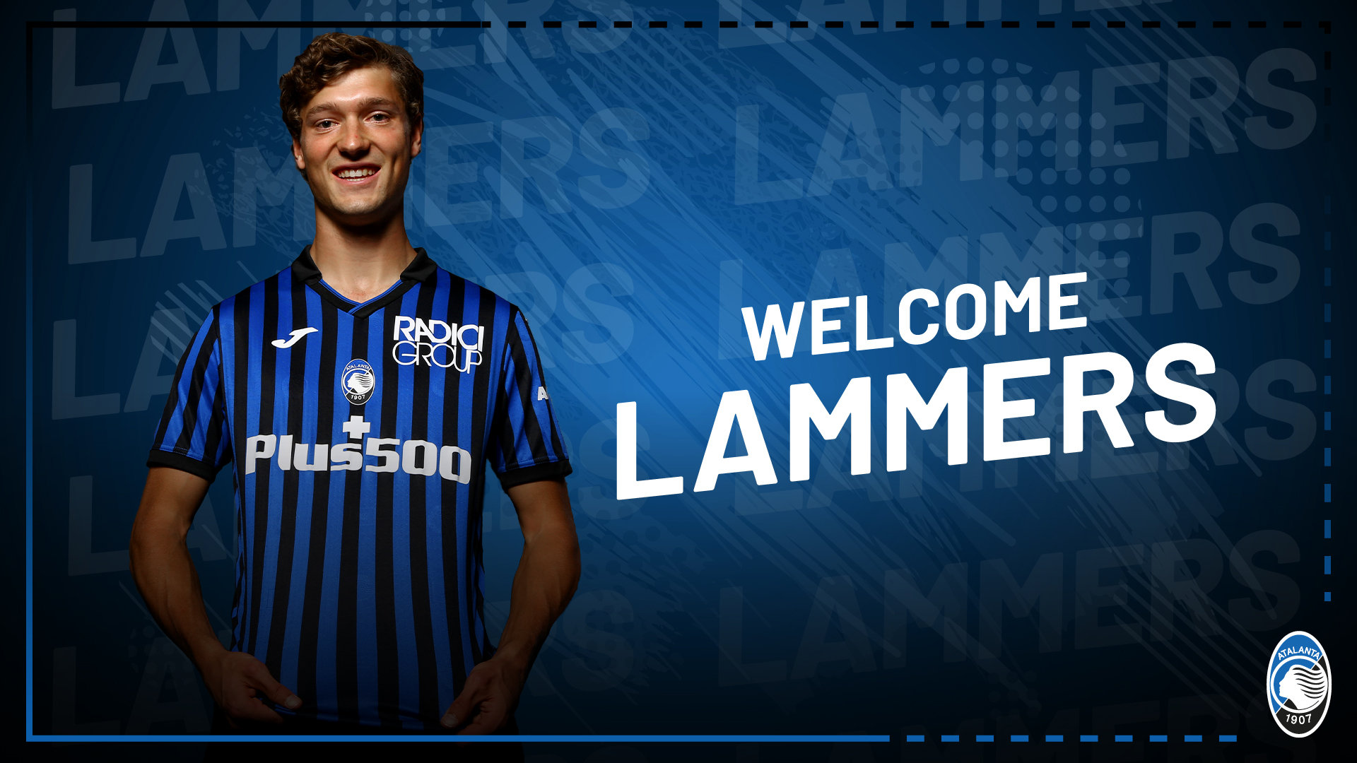 官方:亚特兰大签下埃因霍温23岁荷兰前锋萨姆-拉默斯