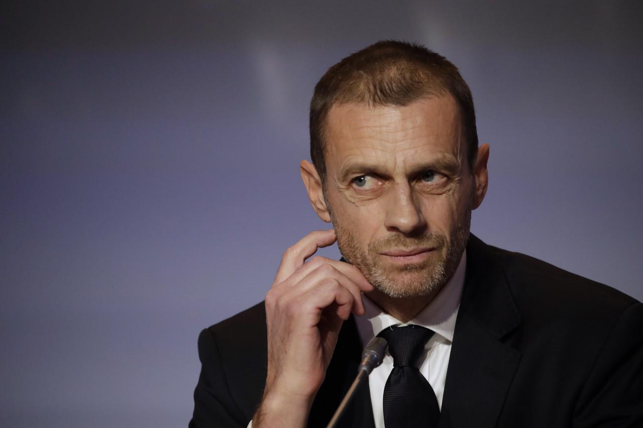 早报:欧足联主席称欧战须8月3日前结束 赛会制是选择之一