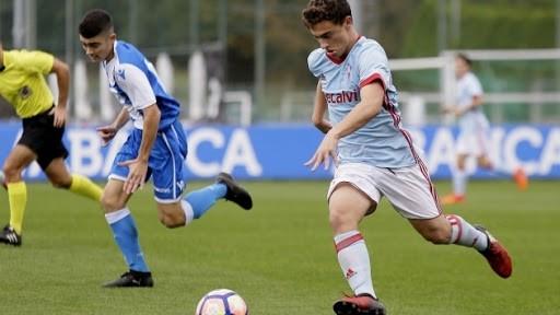 跟队记者:利物浦和曼联抢16岁中卫,已与塞尔塔打开商洽