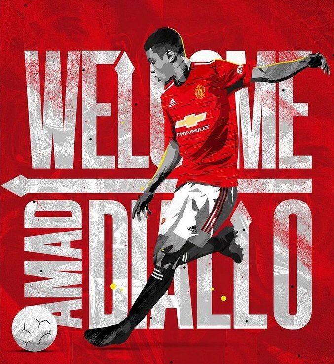 迪亚洛表示,能够成功转会曼联,这令他欣喜若狂