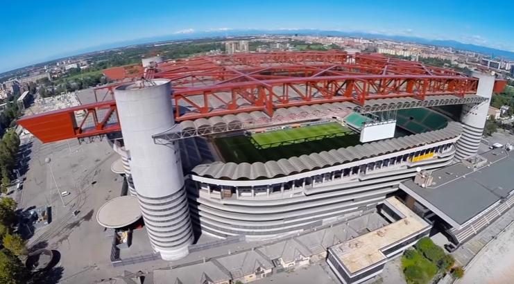 意媒:米兰市议员对于修建新圣西罗球场分歧严重