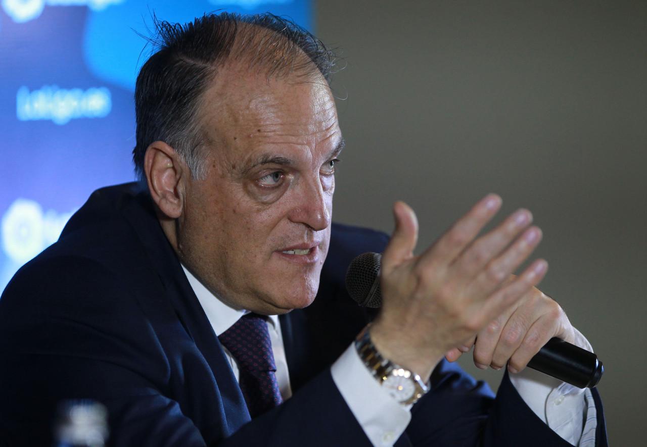 世体:西甲联盟和政府均反对西超杯在阿拉伯国家举办