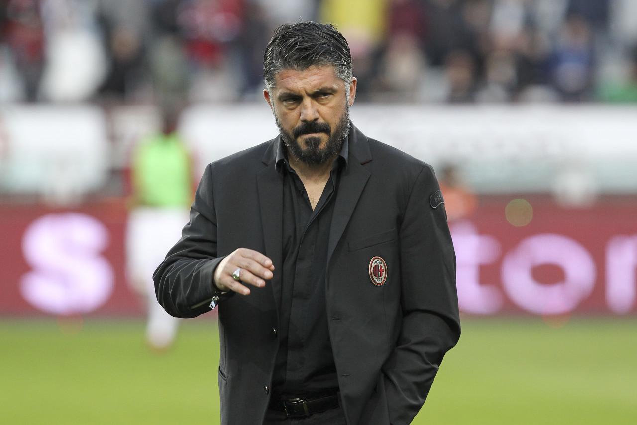 罗马体育报:米兰正在考虑请加图索回来执教
