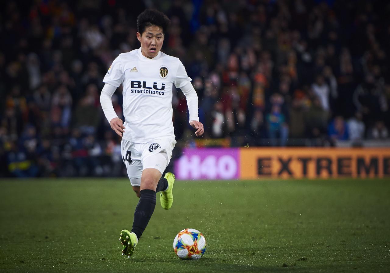 韩媒:李刚仁比白昇浩更可能入选韩国国奥名单
