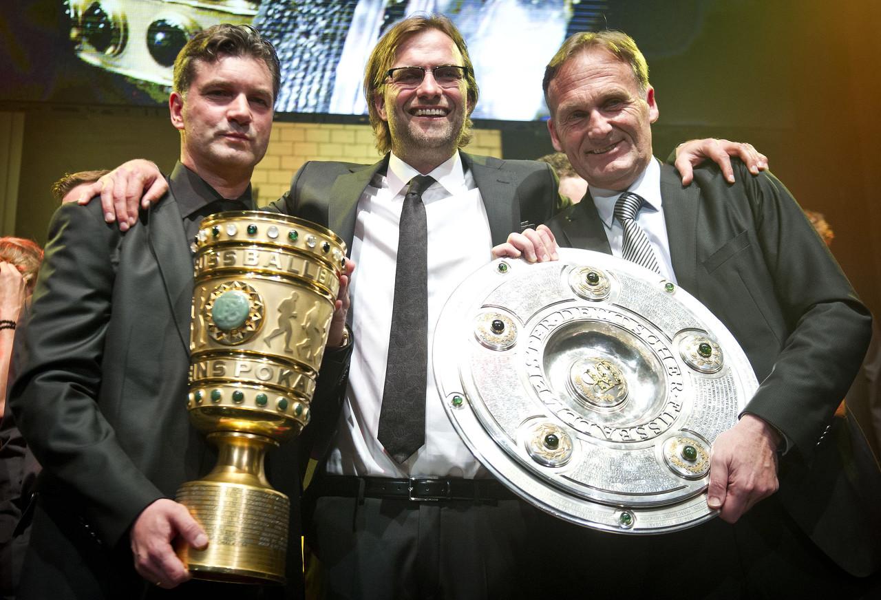 克洛普:从未因罗本绝杀多特而生气 指望多特赢得德甲冠军