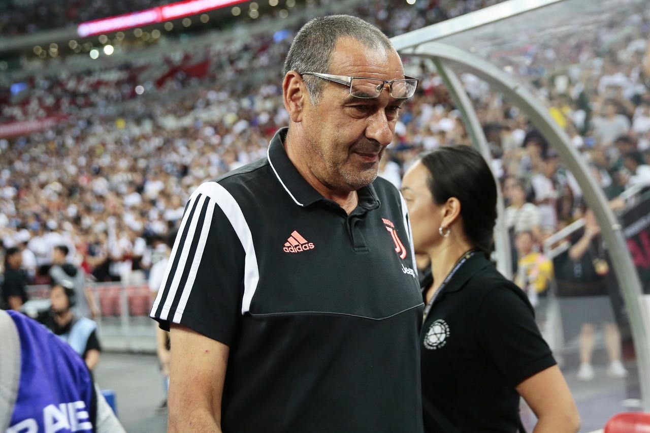 尤文旧将:萨里是名好教练,但尤文季前赛默示并不让我佩服