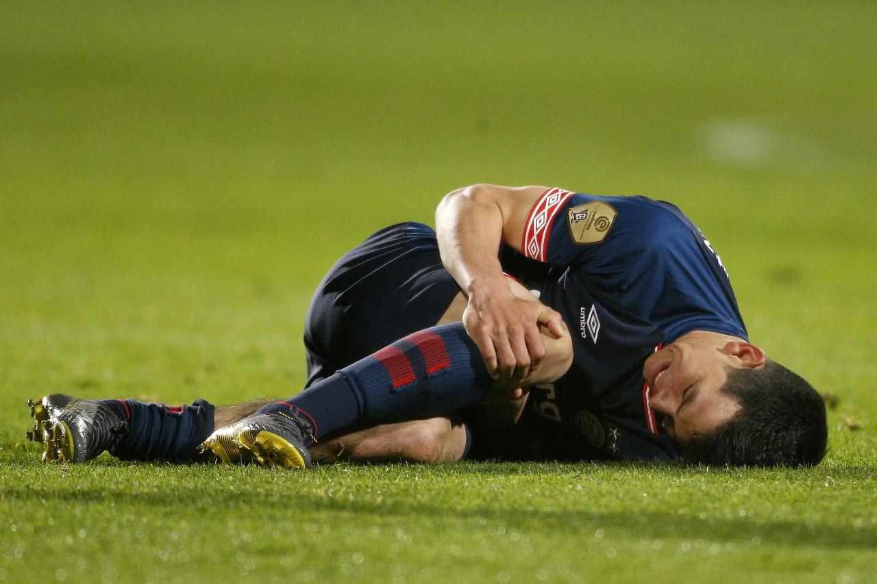 意天空:那不勒斯引援目的洛萨诺右膝受伤,也许影响转会