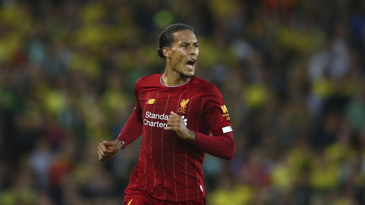 范迪克:踢过的最好竞赛是欧冠4-0巴萨
