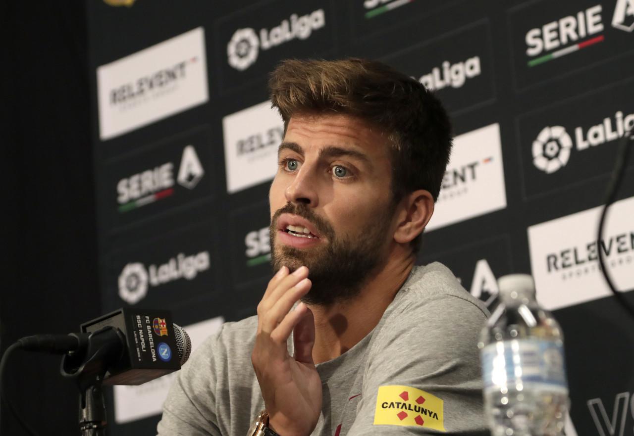 阿斯:上一位被直红罚下的西班牙国家队球员是皮克
