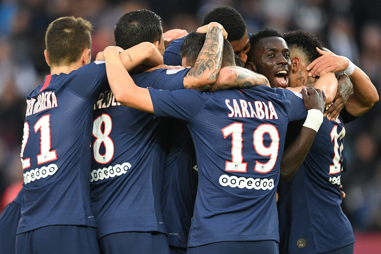 本轮小组赛后,巴黎有望成为欧冠历史首支三轮出线的球队