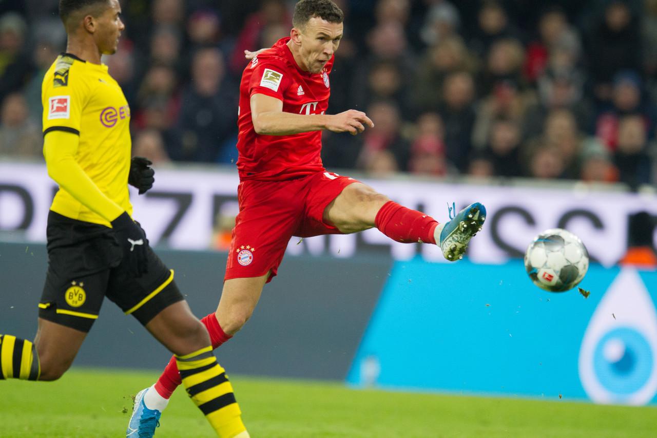 佩里西奇:要以谦虚的心态迎战欧洲杯 一下子就爱上了慕尼黑