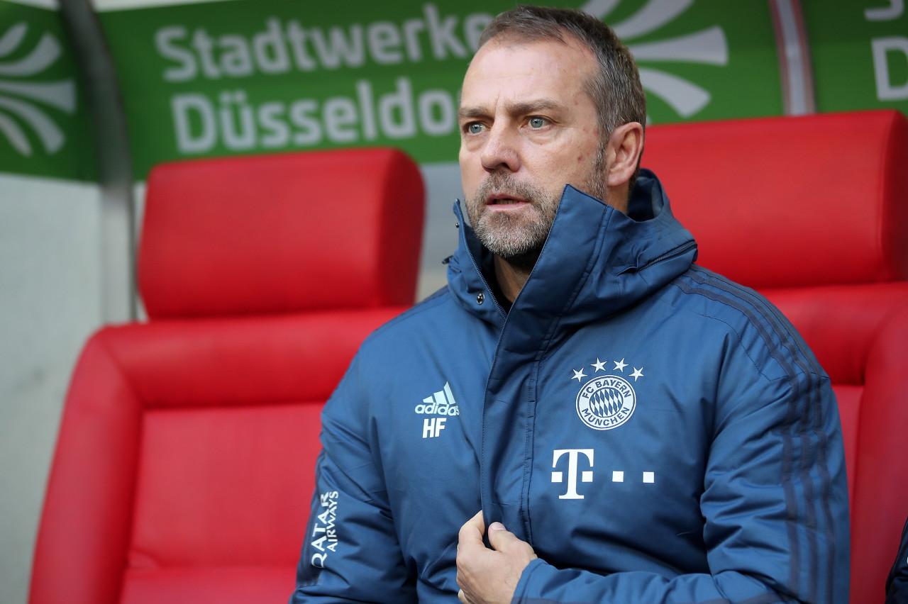 萨利确认拜仁明天讨论弗里克未来,可能留任到2021年