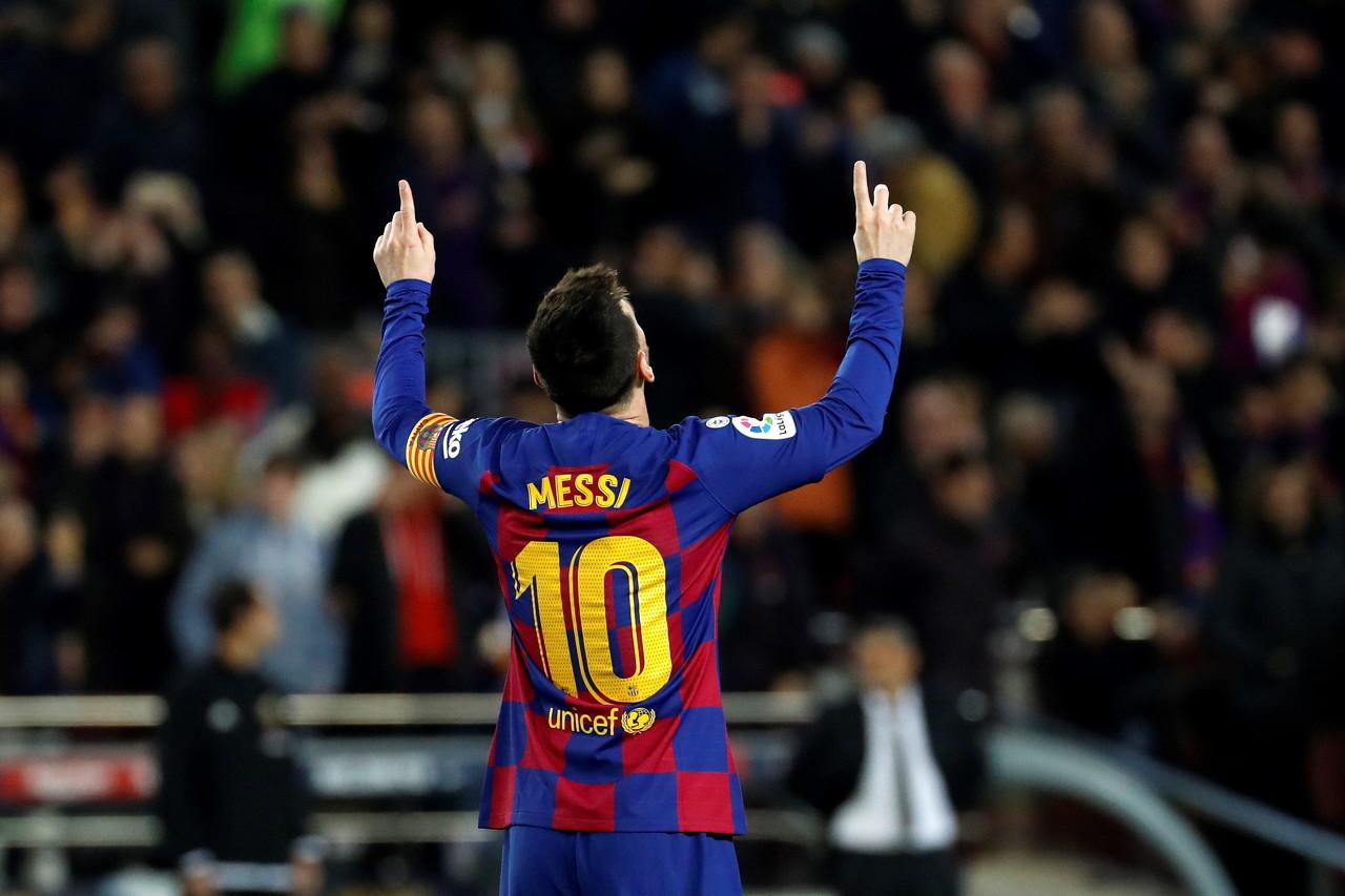 能传能射!梅西本赛季为巴萨出战23场,贡献19球10助攻