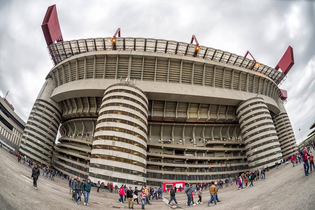 天空:文物保护部门同意拆除圣西罗,米兰新球场计划去一大障碍
