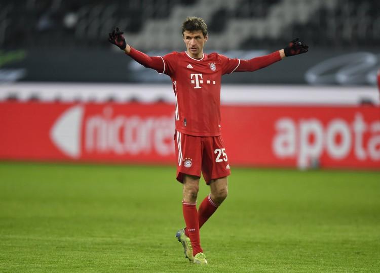 穆勒:2015年曼联想签我,但拜仁表示1.2亿欧也不卖