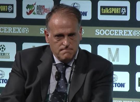 特巴斯:联赛恢复时间有三大方案 梅西去意甲也不能解决根本问题